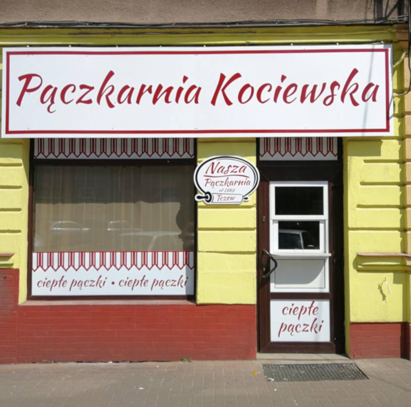 Nasza pączkarnia: ul. Gdańska 44, Tczew