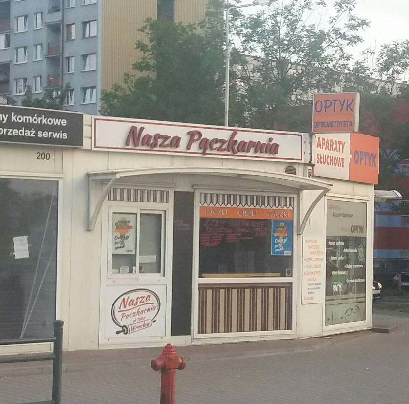 Nasza pączkarnia: ul. Strzegomska 200, Wrocław