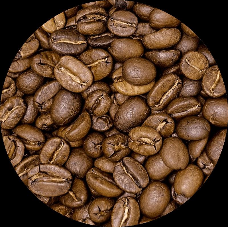 Pączek z kawą